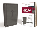 NKJV Deluxe Gift Bible (Imitation Leather, Gray - Case of 20)