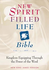 NKJV New Spirit Filled Life Bible, Thumb Indexed (Bonded Leather, Black - Case of 12)
