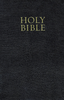 NKJV Personal Size End-Of-Verse Reference Bible, GIANT PRINT (Bonded Leather, Black - Case of 12)