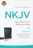 NKJV Reference Bible, Super GIANT PRINT, Indexed (Imitation Leather, Black - Case of 12)