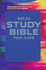 NKJV Study Bible For Kids (Imitation Leather, Blue - Case of 16)