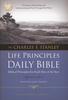 NKJV The Charles F. Stanley Life Principles Daily Bible (Hardcover - Case of 12)
