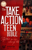 NKJV The Take Action Teen Bible (Paperback - Case of 24)