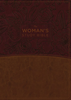 NKJV The Woman's Study Bible (Imitation Leather, Brown/Burgundy - Case of 8)