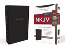 NKJV Thinline Bible, Compact (Imitation Leather, Black - Case of 32)