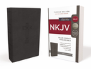 NKJV Value Thinline Bible, Compact (Imitation Leather, Black - Case of 32)