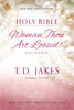 NKJV Woman Thou Art Loosed Edition Bible (Paperback - Case of 12)