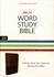 NKJV Word Study Bible, Indexed (Imitation Leather, Brown - Case of 12)