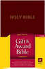 NLT Gift & Award Bible (Burgundy Imitation Leather Edition - Case of 24)