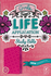 NLT Girls Life Application Study Bible (LeatherLike, Pink Glow - Case of 12)