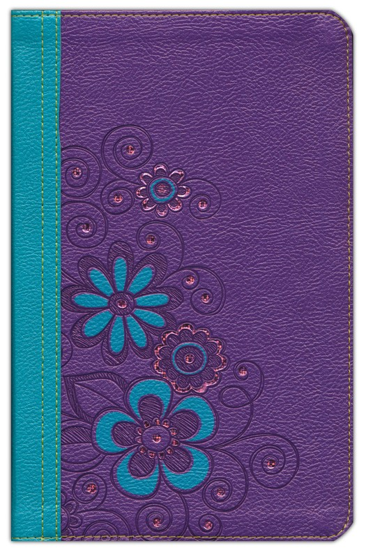 NLT Girls Life Application Study Bible (Softcover ...