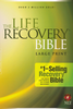 Life Recovery Bible, LARGE PRINT, NLT (Softcover - Case of 8)