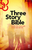 NLT Three Story Bible (Hardcover - Case of 12)
