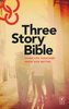 NLT Three Story Bible (Softcover - Case of 12)
