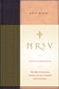 NRSV Standard Bible (Hardcover, Tan/Black - Case of 10)