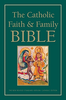 NRSV The Catholic Faith And Family Bible (Paperback - Case of 12)