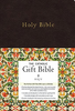NRSV The Catholic Gift Bible (Imitation Leather, Black - Case of 20)