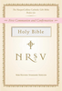 NRSV The HarperCollins Catholic Gift Bible (Imitation Leather, White - Case of 20)