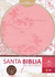 RVR 1960 Spanish 50 Series Study Bible (RVR60 Serie 50 Biblia de Estudio) (Imitation Leather, Pink - Case of 16)