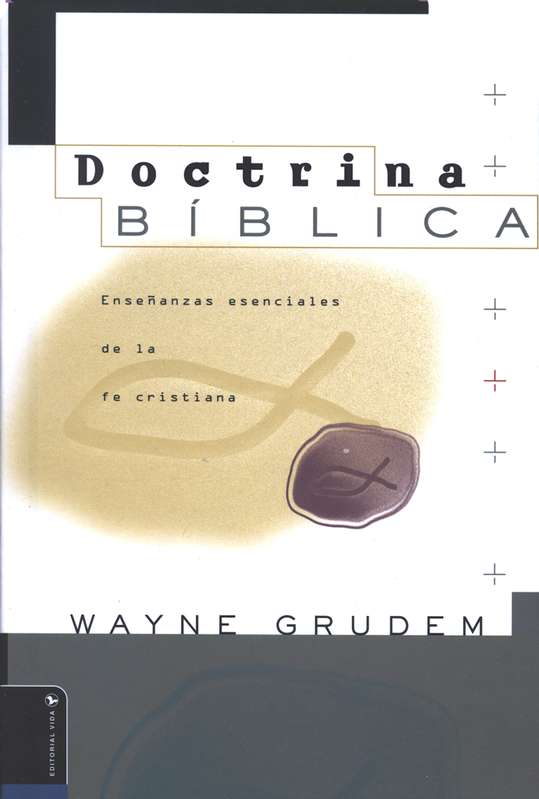 Spanish Bible Doctrine (Doctrina Biblica) (Hardcover - Case