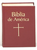 Spanish Bible of America (Biblia de America) (Hardcover, Burgundy - Case of 12)