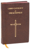 Spanish Catholic Prayer Book (Libro Catolico de Oraciones) (Vinyl, Brown - Case of 20)