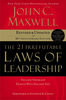 The 21 Irrefutable Laws Of Leadership (Hardcover - Case of 24)