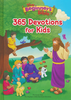 The Beginner's Bible: 365 Devotions For Kids (Hardcover - Case of 24)