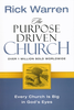 The Purpose-Driven Church (Hardcover - Case of 20)