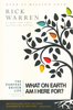 The Purpose-Driven Life: What on Earth Am I Here For? (Paperback - Case of 28)