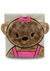 Tiny Bear's Bible (Board Book, Pink - Case of 32)