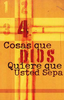 Tract: 4 Cosas que Dios Quiere que Usted Sepa (Spanish, Doug Salser) (Tracts - Case of 250)