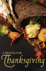 Tract: A Prayer for Thanksgiving (Tracts - Case of 250)