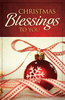 Tract: Christmas Blessings to You (Tracts - Case of 250)