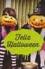 Tract: Feliz Halloween (Spanish) (Tracts - Case of 250)