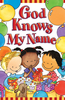 Tract: God Knows My Name, Large Print, Debby Anderson (Tracts - Case of 250)