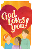 Tract: God Loves You! Large Print (Tracts - Case of 250)