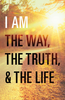 Tract: I Am the Way, the Truth, and the Life, Billy Graham (Tracts - Case of 250)