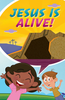 Tract: Jesus Is Alive...Happy Easter! (Tracts - Case of 250)