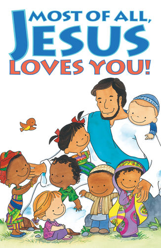 Image De Noel Jesus.Tract Most Of All Jesus Loves You Noel Piper Tracts