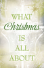 Tract: What Christmas Is All About, Dave Teis (Tracts - Case of 250)