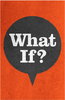 Tract: What If...? Large Print (Tracts - Case of 250)