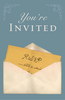Tract: You're Invited, Ted Griffin (Tracts - Case of 250)