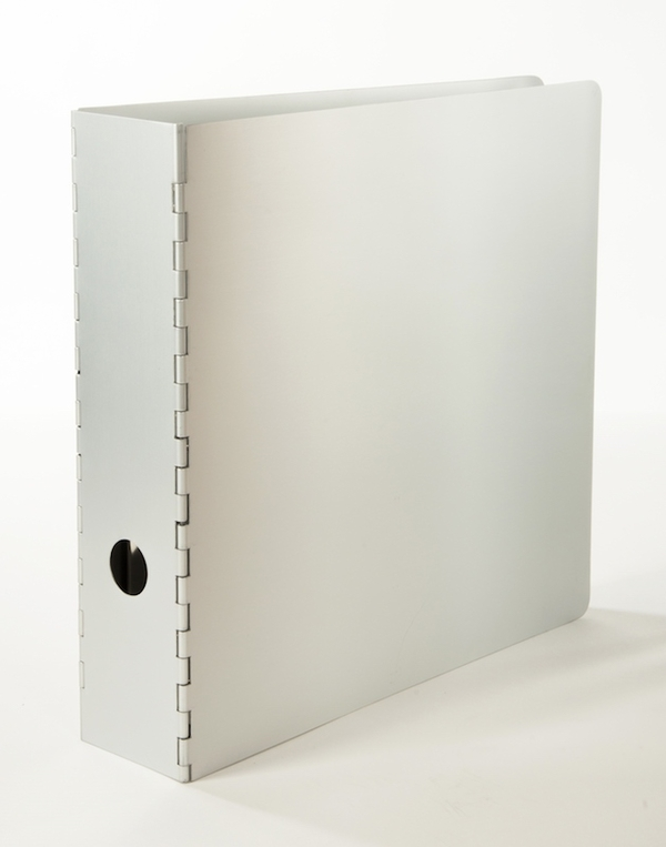 3 Ring Metal Binder With 3 Quot Spine Bindertek