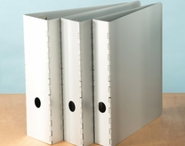 3 Ring Metal Binders