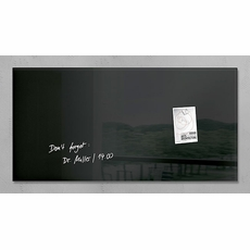 "36"" x 18"" Magnetic Glass Board"