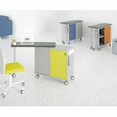 Axcess Mobile Desk