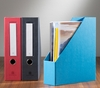 Bindertek Magazine File Box - Colors on Clearance