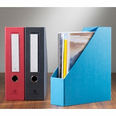 Bindertek Classic Boxfile - Colors on Clearance