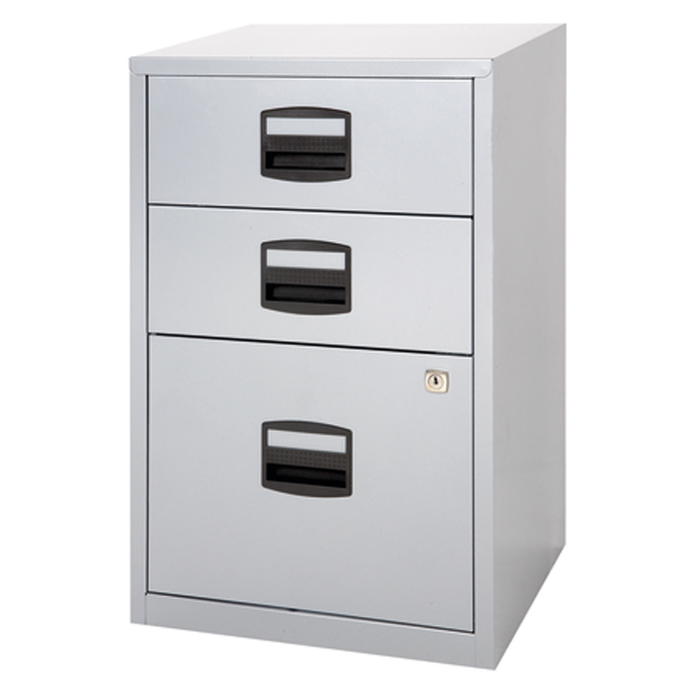File Cabinet Bisley 3 Drawer Home File Cabinet